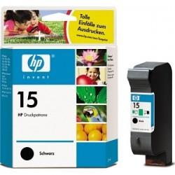 HP CARTUCCIA D\'INCHIOSTRO NERO C6615DE 15 500 COPIE 25ML  ORIGINALE