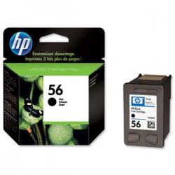 HP CARTUCCIA D\'INCHIOSTRO NERO C6656AE 56 520 COPIE 19ML  ORIGINALE