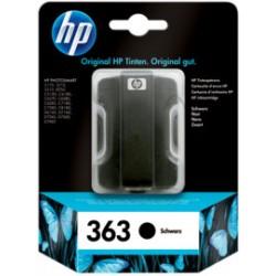 HP CARTUCCIA D\'INCHIOSTRO NERO C8721EE 363 410 COPIE 6ML  ORIGINALE