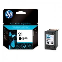HP CARTUCCIA D\'INCHIOSTRO NERO C9351AE 21 190 COPIE  ORIGINALE