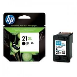 HP CARTUCCIA D\'INCHIOSTRO NERO C9351CE 21 XL 475 COPIE  ORIGINALE