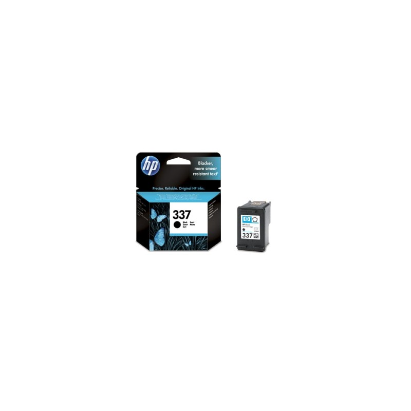 HP CARTUCCIA D\'INCHIOSTRO NERO C9364EE 337 420 COPIE 11ML  ORIGINALE