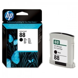 HP CARTUCCIA D\'INCHIOSTRO NERO C9385AE 88 ~850 COPIE