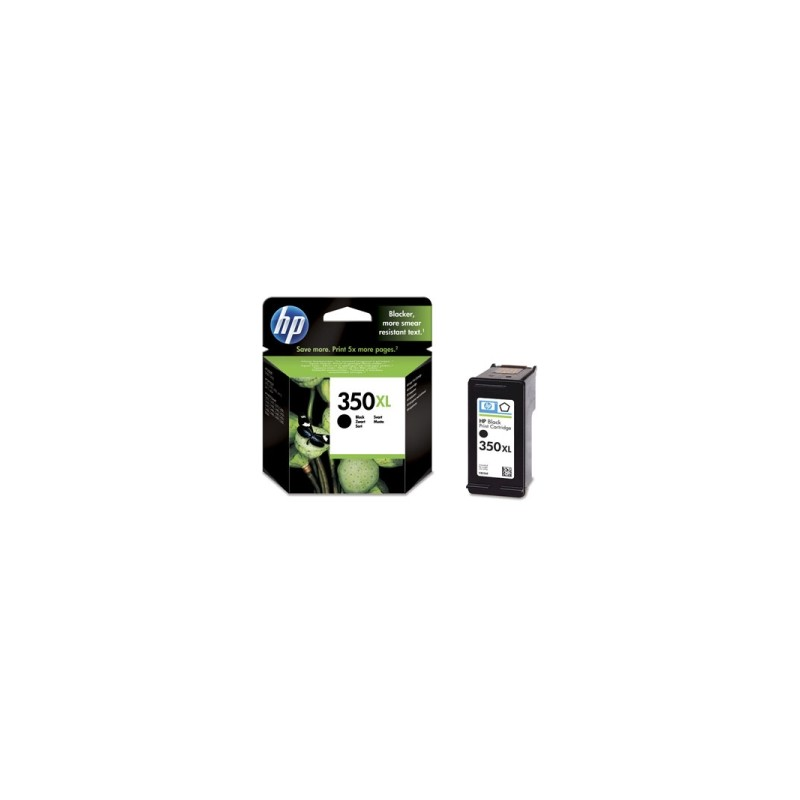 HP CARTUCCIA D\'INCHIOSTRO NERO CB336EE 350 XL 1000 COPIE  ORIGINALE