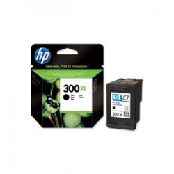 HP CARTUCCIA D\'INCHIOSTRO NERO CC641EE 300 XL 600 COPIE 12ML  ORIGINALE