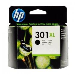 HP CARTUCCIA D\'INCHIOSTRO NERO CH563EE 301 XL 480 COPIE 8ML  ORIGINALE