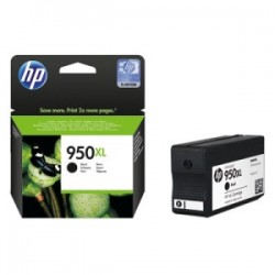 HP CARTUCCIA D\'INCHIOSTRO NERO CN045AE 950 XL 2300 COPIE  ORIGINALE