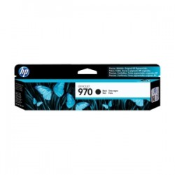 HP CARTUCCIA D\'INCHIOSTRO NERO CN621AE 970 3000 COPIE  ORIGINALE