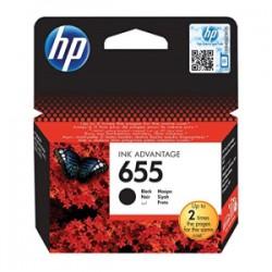 HP CARTUCCIA D\'INCHIOSTRO NERO CZ109AE 655 550 COPIE  ORIGINALE