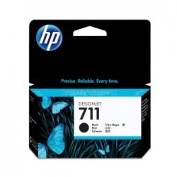 HP CARTUCCIA D\'INCHIOSTRO NERO CZ129A 711 38ML  INK CARTRIDGE, STANDARD ORIGINALE