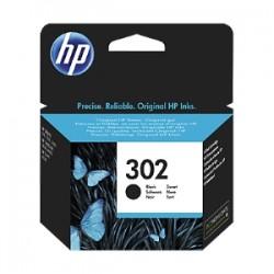 HP CARTUCCIA D\'INCHIOSTRO NERO F6U66AE 302 190 COPIE  ORIGINALE