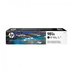 HP CARTUCCIA D\'INCHIOSTRO NERO J3M71A 981A 6000 COPIE  ORIGINALE