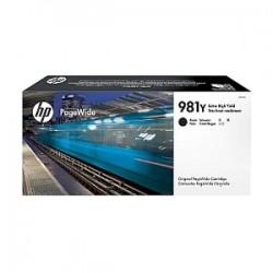 HP CARTUCCIA D\'INCHIOSTRO NERO L0R16A 981Y 20000 COPIE  ORIGINALE