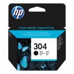 HP CARTUCCIA D\'INCHIOSTRO NERO N9K06AE 304 120 COPIE  ORIGINALE