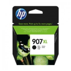 HP CARTUCCIA D\'INCHIOSTRO NERO T6M19AE 907 XL 1500 COPIE  ORIGINALE