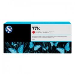 HP CARTUCCIA D\'INCHIOSTRO ROSSO (CHROM.) B6Y08A 771C 775ML  ORIGINALE