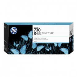 HP CARTUCCIA D\'INCHIOSTRO SCHWARZ (FOTO) P2V73A 730 300ML  ORIGINALE