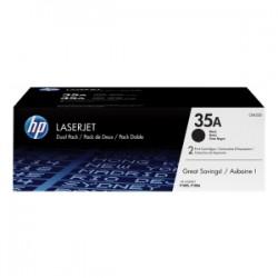 HP MULTIPACK NERO CB435AD 35A TWIN PACK ORIGINALE