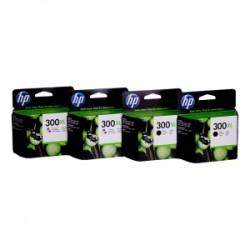 HP MULTIPACK NERO PROMO 300 XL 4PCK 300 XL 2X CC641EE + 2X CC644EE