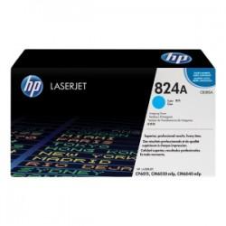HP TAMBURO CIANO CB385A 824A 35000 COPIE TAMBURO ORIGINALE