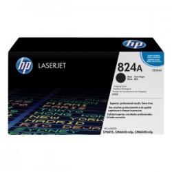 HP TAMBURO NERO CB384A 824A 35000 COPIE TAMBURO ORIGINALE