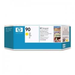 HP TESTINA PER STAMPA GIALLO C5057A 90 INCL. DEPURATORE ORIGINALE