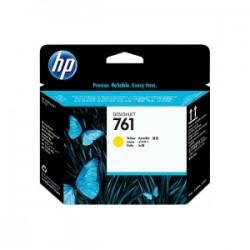 HP TESTINA PER STAMPA GIALLO CH645A 761  ORIGINALE