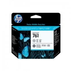 HP TESTINA PER STAMPA GRIGIO /GRIGIO SCURO CH647A 761  ORIGINALE
