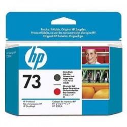 HP TESTINA PER STAMPA NER(OPACO) / ROSSO (CHROM.) CD949A 73  ORIGINALE