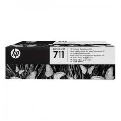 HP TESTINA PER STAMPA NERO / CIANO / MAGENTA / GIALLO C1Q10A 711  ORIGINALE