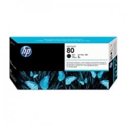 HP TESTINA PER STAMPA NERO C4820A 80 INCL. DEPURATORE ORIGINALE