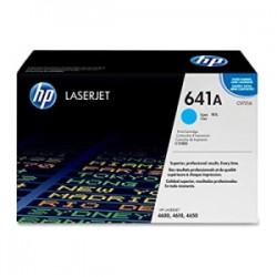 HP TONER CIANO C9721A 641A ~8000 COPIE ORIGINALE
