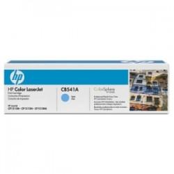 HP TONER CIANO CB541A 125A 1400 COPIE  ORIGINALE