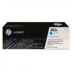 HP TONER CIANO CE411A 305A 2600 COPIE  ORIGINALE
