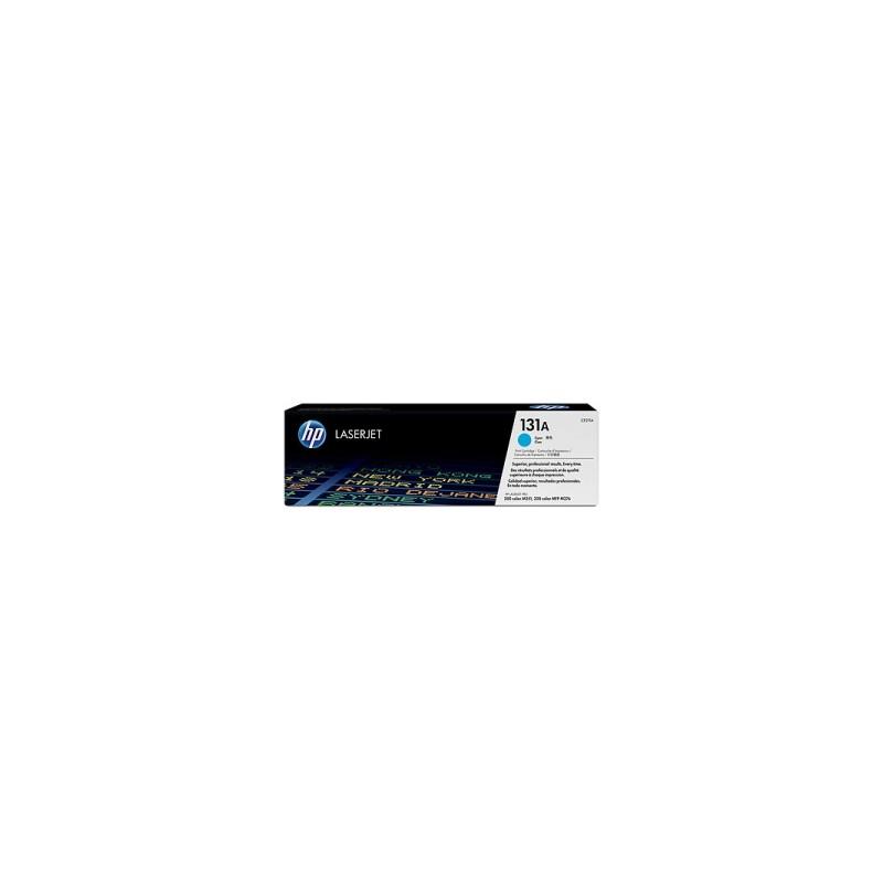 HP TONER CIANO CF211A 131A 1800 COPIE ORIGINALE