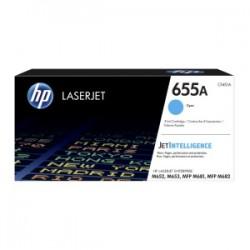 HP TONER CIANO CF451A 655A 10500 COPIE  ORIGINALE