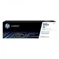 HP TONER CIANO CF531A 205A 900 COPIE  ORIGINALE