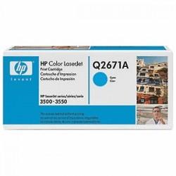 HP TONER CIANO Q2671A 309A ~4000 COPIE