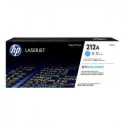 HP TONER CIANO W2121A 212A 4500 COPIE  ORIGINALE