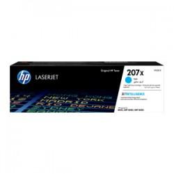 HP TONER CIANO W2211X 207X 2450 COPIE  ORIGINALE