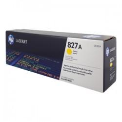 HP TONER GIALLO CF302A 827A 32000 COPIE  ORIGINALE