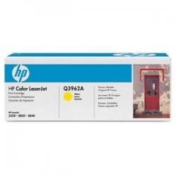 HP TONER GIALLO Q3962A 122A 4000 COPIE  ORIGINALE