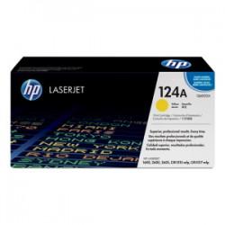 HP TONER GIALLO Q6002A 124A 2000 COPIE  ORIGINALE
