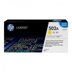 HP TONER GIALLO Q6472A 502A 4000 COPIE  ORIGINALE