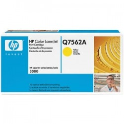 HP TONER GIALLO Q7562A 314A ~3500 COPIE