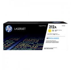 HP TONER GIALLO W2122A 212A 4500 COPIE  ORIGINALE