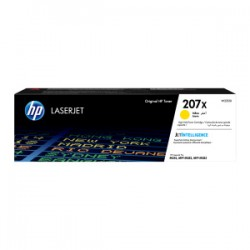 HP TONER GIALLO W2212X 207X 2450 COPIE  ORIGINALE