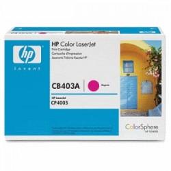 HP TONER MAGENTA CB403A 642A 7500 COPIE  ORIGINALE