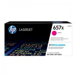HP TONER MAGENTA CF473X 657X 23000 COPIE  ORIGINALE