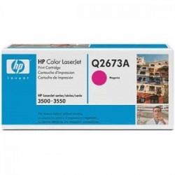 HP TONER MAGENTA Q2673A 309A 4000 COPIE  ORIGINALE